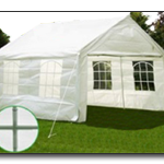 partytent 4x4 off