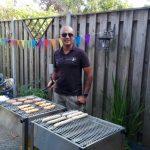 Feest met een barbecue van Partytentverhuur Eindhoven