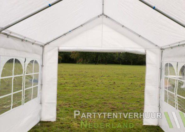 Partytent 3x3 meter binnenkant huren - Partytentverhuur Eindhoven