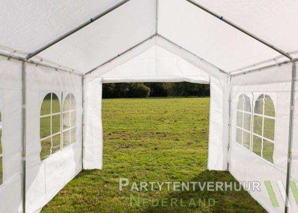 Partytent 3x4 meter binnenkant huren - Partytentverhuur Eindhoven