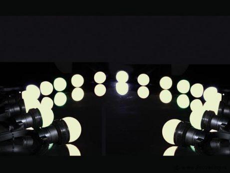 witte lichten - Partytentverhuur Eindhoven