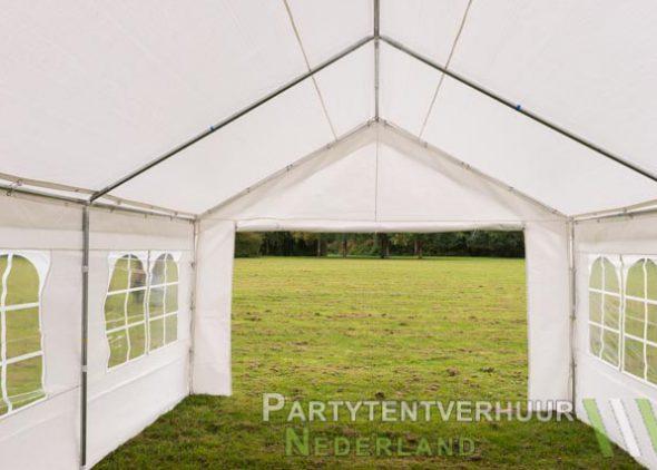 Partytent 4x6 meter binnenkant huren - Partytentverhuur Eindhoven