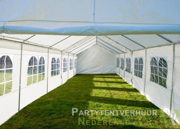 Partytent 6x12 meter binnenkant huren - Partytentverhuur Eindhoven