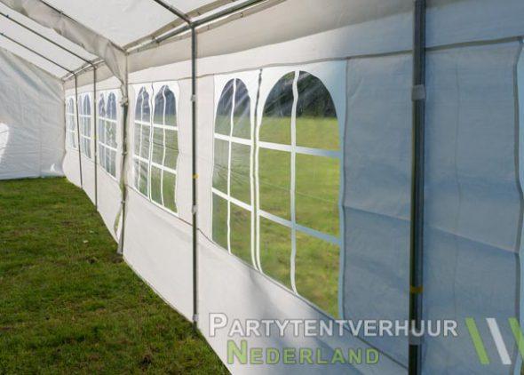 Partytent 6x12 meter doeken huren - Partytentverhuur Eindhoven