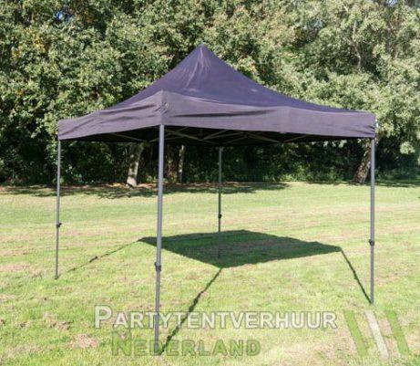 Easy up tent 3x3 meter schuin huren - Partytentverhuur Eindhoven