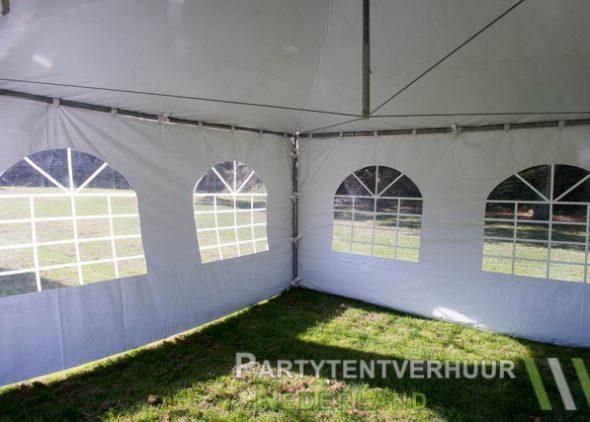 Pagodetent 4x4 meter binnenkant huren - Partytentverhuur Eindhoven