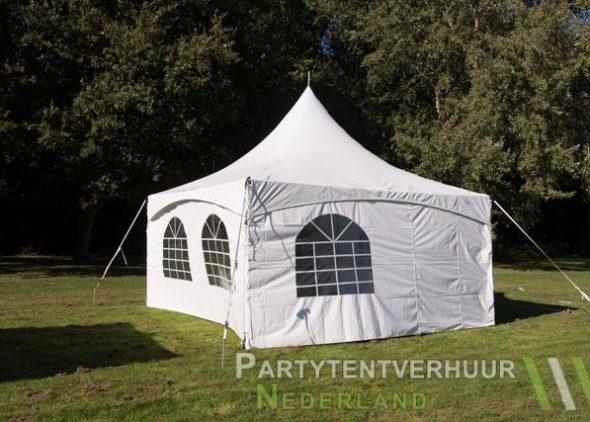 Pagodetent 4x4 meter voorkant huren - Partytentverhuur Eindhoven