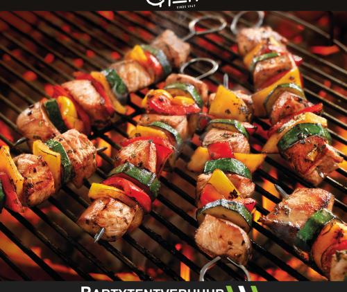 Huur van Hoof barbecue pakket