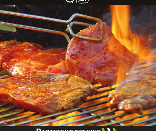 BBQ catering inhuren in Eindhoven.