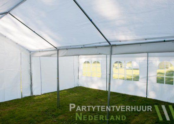 Partytent 6x6 meter binnenkant huren - Partytentverhuur Eindhoven