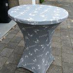Statafelrok grijs huren in Eindhoven