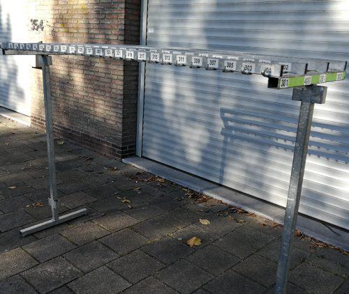 Garderobe rekken huren in Eindhoven