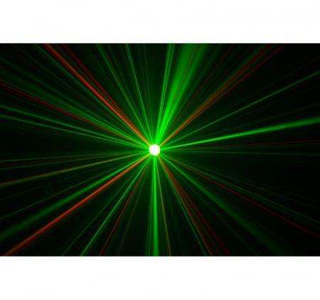 Party bar laser actief