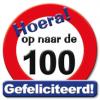 Huldeschild 100 jaar kopen