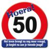 Huldeschild 50 jaar kopen