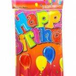 Tafelkleed happy birthday kopen