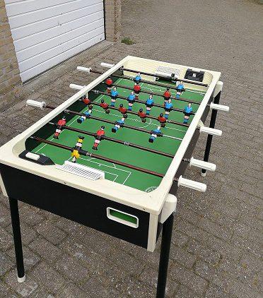 Tafelvoetbal te huur - Partytentverhuur Eindhoven