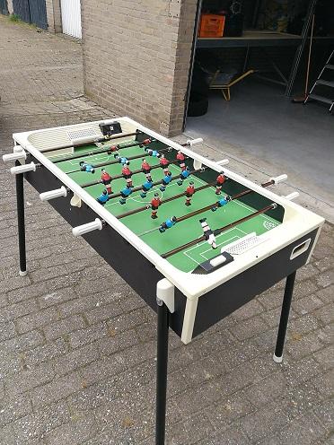 Tafelvoetbal Huren 1.1 - Partytentverhuur Eindhoven