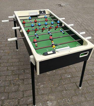 Tafelvoetbal Huren - Partytentverhuur Eindhoven