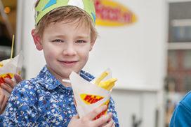 Frietwagen voor scholen en verenigingen huren - Partytentverhuur Eindhoven