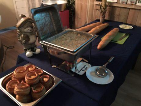 Warm en koud buffetten