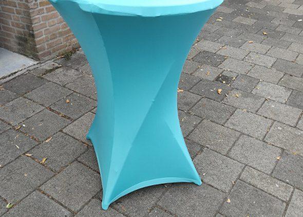 Mooie statafelrok turquoise Eindhoven