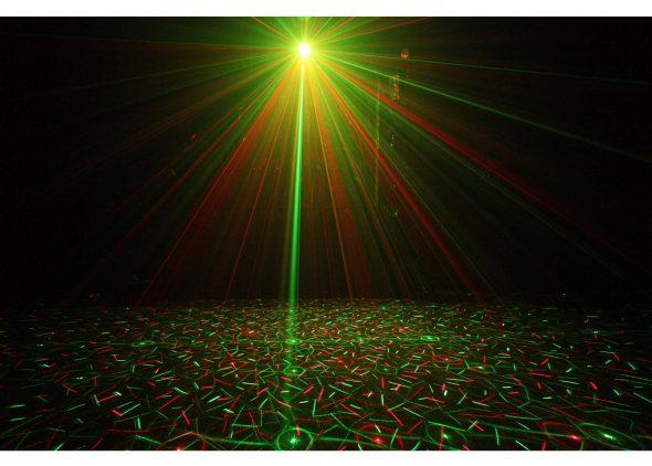 Lichtshow huren groen - Partytentverhuur Eindhoven