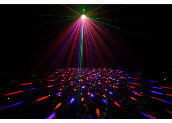 Lichtshow huren paars- Partytentverhuur Eindhoven